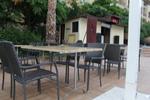 Дизайнерски плотове за маса от верзалит за ресторанти