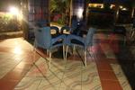 основа за бар маса с кръгла основа за заведение