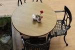 Стилна основа за бар маса за кафене