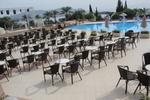 Метална основа за маса за хотели