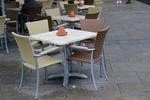 База за бар маса за интериор за кафене
