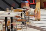 бази за маса с квадратна основа за хотел
