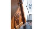 дизайнерски Интериорни врати естествен фурнир