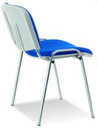 Посетителски стол ISO BIANCO
