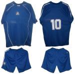 Екип за футбол/ волейбол/ хандбал/ тенис, фланелка с шорти - зелен MAXIMA, размер S