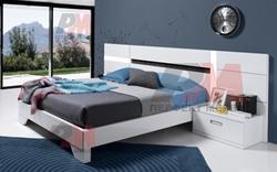 Спалня бял цвят от ПДЧ
