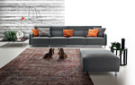 модерна мека мебел с ракла