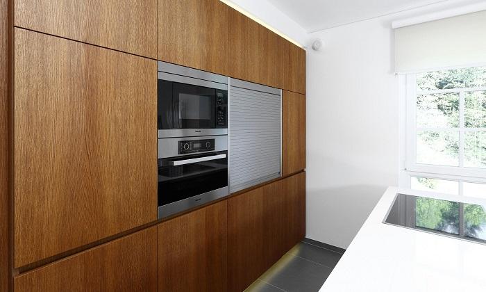 Лукс кухня с модерен интериор