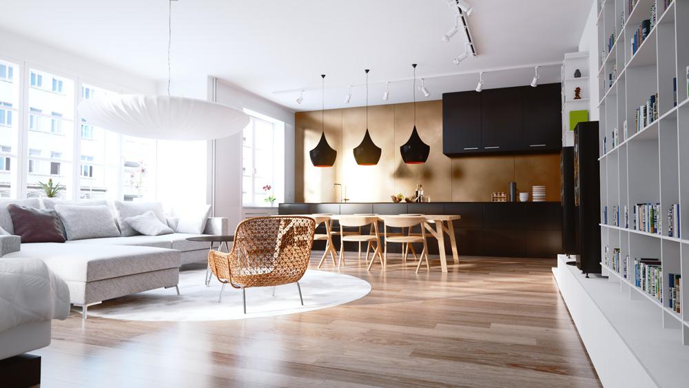 Красота, стил и дизайн в един интериор