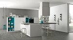 матови бели кухни