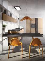 дизайнерски ъглови кухни с бар
