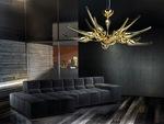 мека мебел с ракла поткачествена