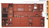 Обзавеждане Кухни Спални Секции Антрета