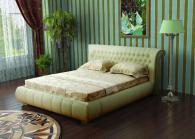 Спалня в кожа