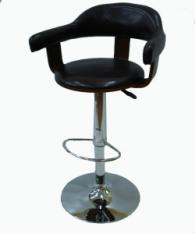 Бар стол с тапицерия
