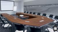 Голяма заседателна маса от пдч по поръчка