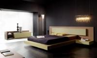 Спаленя във венге и зелено