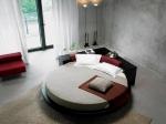 Кръгли спални по поръчка