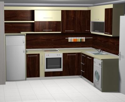 Г - образна кухня