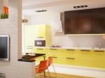 Кухненски мебели с модерен дизайн