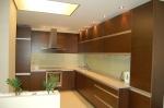 Проект на ъглова кухня ПДЧ за къща