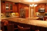 Кухненски мебели от масив