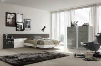 Спалня по поръчка със скрин