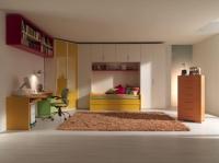 Детско легло за вграждане по поръчка