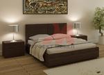 Спланя с легло за матрак 160/200 с две шкафчета