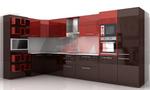 мебели лукс за кухненски помещения