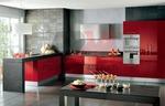 Поръчкова изработка на луксозни големи кухни