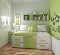 детска стая с легло