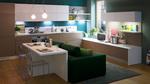 обзавеждане с поръчкови мебели за модерни кухни по поръчка София