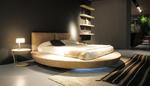 Изработка на кръгла спалня по поръчка за  София