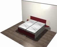 Легло по поръчка за малкък апартамент София