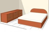 Мебел за спалня