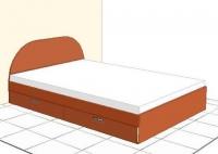 Легло с механизъм
