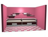 Детска стая 72