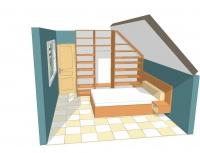 Спалня 80