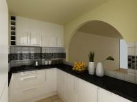 Кухня 138