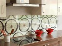 Кухня по поръчка с вградени индукционни котлони