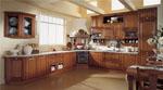 Кухня ретро стил