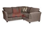 стабилна   дизайнерска ъглова мека мебел