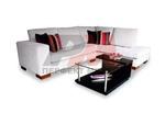 ъглова мека мебел с ракла сигурна