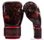 Боксови Ръкавици - VENUM FUSION BOXING GLOVES - RED/BLACK