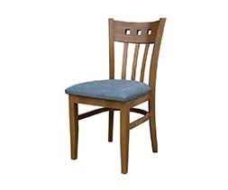 Тапициран стол за трапезария Юлия