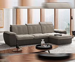 Разтегателен ъглов диван Imola New