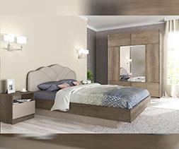 Спален комплект мебели Корона