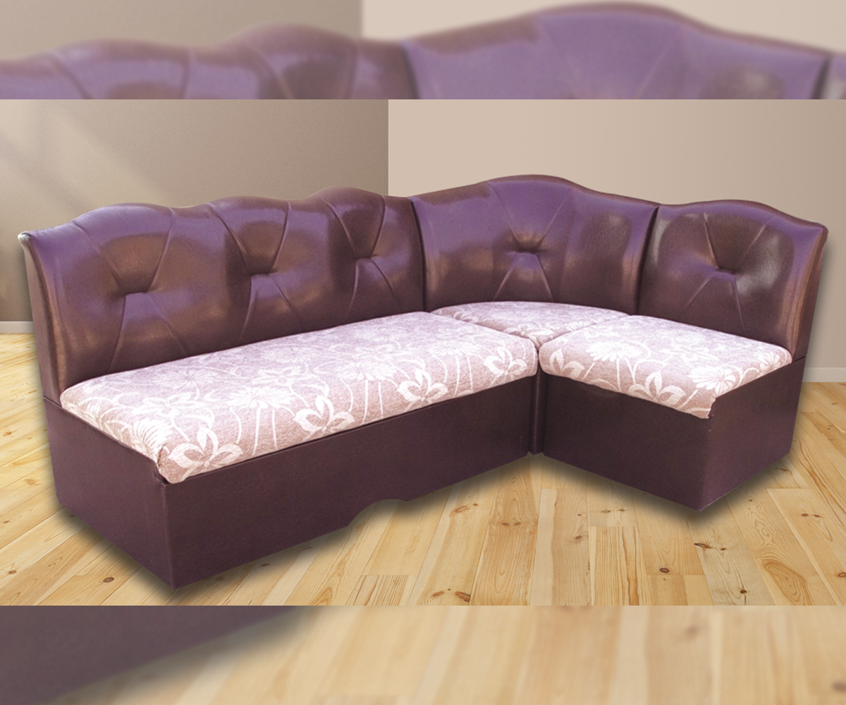 Ъглов диван за кухня Мак