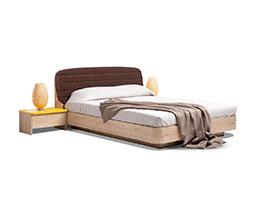 Легло със заоблени ръбове S01